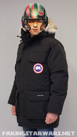 Canada Goose coats outlet fake - Canada Goose Becomes Official Outfitter for Episode VIII | Faking ...