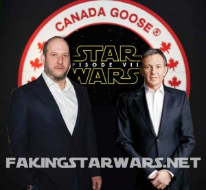 Canada Goose vest outlet authentic - Canada Goose Becomes Official Outfitter for Episode VIII | Faking ...