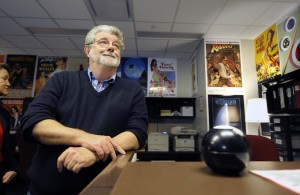 George lucas prequel fan film better than force awakens for Star wars museum san francisco